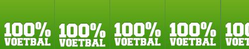 100 voetbal