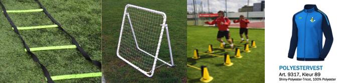 materialen voetbal